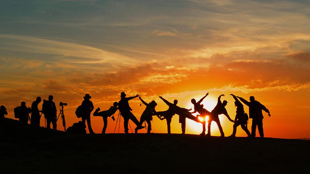 Los viajes en Grupo