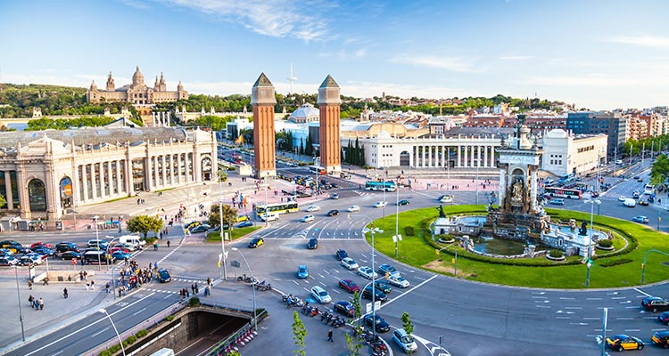 Aragona, Catalogna e Andorra